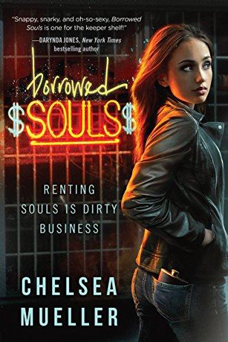 Borrowed Souls Soul Charmer Novel ebook product image