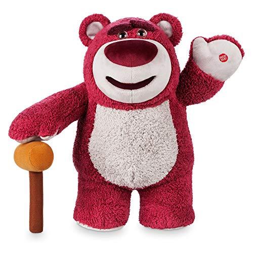 Disney Lotso Talking Action Figure - Toy Story - 15 Inch (Lotso Bear Toy Story 3)