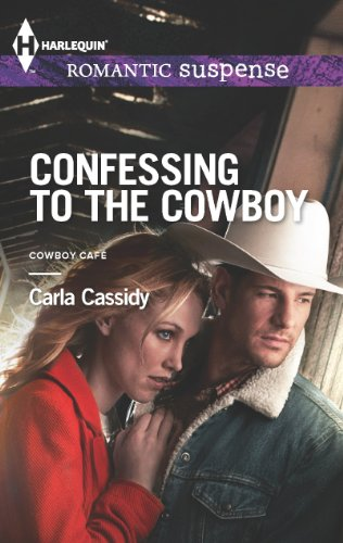 book cover of Confessing to the Cowboy
