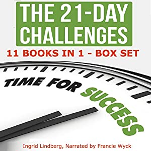The 21-Day Challenges Box Set Audiobook