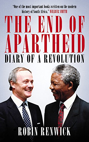 The End of Apartheid: Diary of a Revolution