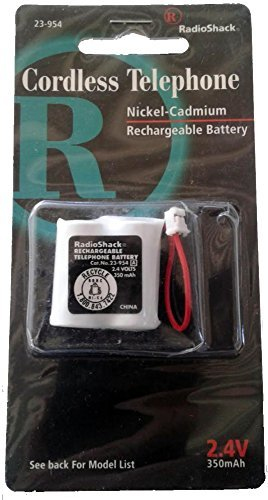 Radio Shack 23 954 Cordless Phone Battery Replacement For 2 1 AA