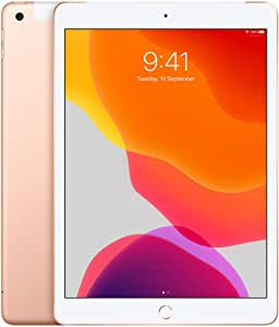 Apple iPad 7th Generation WiFi+Cellular 32GB Gold MW6D2X/A []
