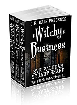 Witch Detectives Box Set I - Books 1, 2, and 3 (The Witch Detectives #1, #2, and #3) by [Paludan, Eve, Sharp, Stuart]