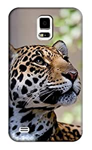 Leopard Hard Back Shell Case / Cover for Samsung Galaxy S5