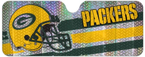 NFL Green Bay Packers Sun Shade