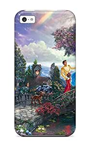 TYHde Forever Collectibles Thomas Kinkade Cinderella Hard Snap-on Iphone 6 plus 5.5 Case ending