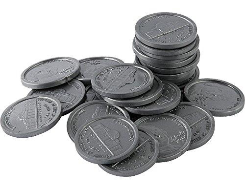 Teacher Created Resources Play Money: Nickels (20654)