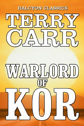 warlord of kor carr terry