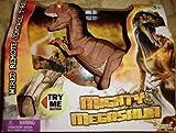 Mighty T REX Remote Control Dinosaur WALKS ROARS