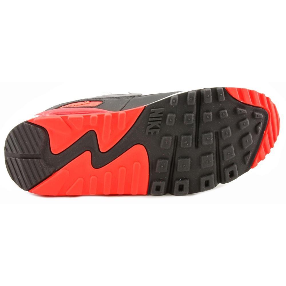 27bcd5685d2c40 Nike Air Max 90 OG Infra Red Mesh Womens Lifestyle Shoe White Grey Black  742455-100 5.5 White 6 B(M) US  Amazon.in  Shoes   Handbags