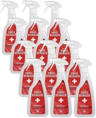 Renuwell 12 x 500 ml Swiss Reiniger Spar-Set