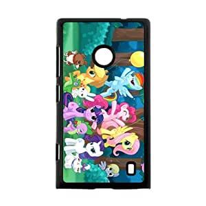 Delicate My Little Pony Custom Case Cover for Nokia Lumia 520