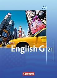 English G 21 - Ausgabe A: English G 21 A: Fur Gymnasien 4