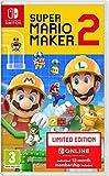 Super Mario Maker 2 Limited Edition (Nintendo Switch)
