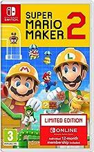 Super Mario Maker 2 Limited Edition - Nintendo Switch [Importación inglesa]