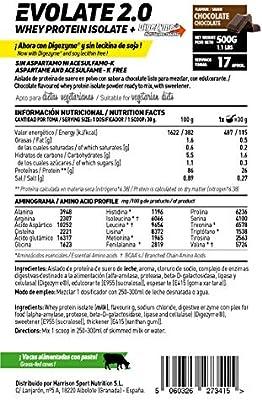 Aislado de Proteína de Suero de HSN Evolate 2.0   Whey Protein ...