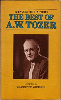 Book The Best Of A W Tozer