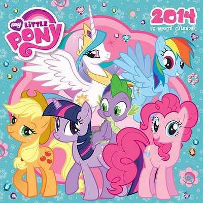 My Little Pony - 2014 Calendar
