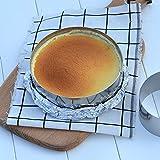 CHEFMADE Tiramisu Baking Mould For Mouss Ring