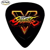 GGG-TAR Mega Man V Logo Guitar Picks / Celluloid,12 Pack
