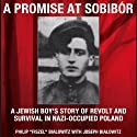 A Promise at Sobibor: A Jewish Boy's Story of Revolt and Survival in Nazi-Occupied Poland Audiobook by Philip