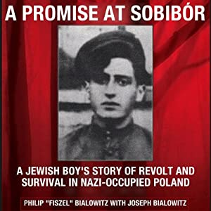 A Promise at Sobibor Audiobook