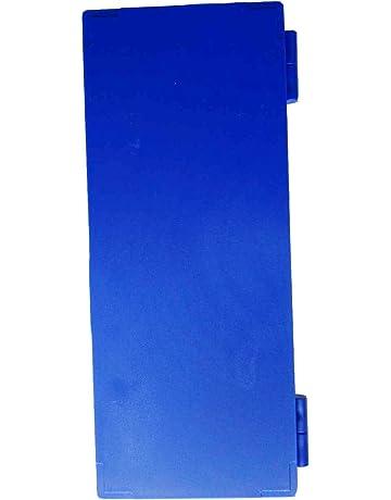 Scatola Rettangolare Blu Reale Per 12 Diapositive Microdiapositive Microscopio