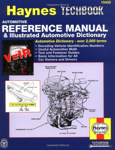 Automotive Dictionary Pdf