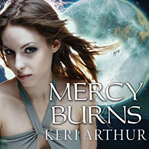 Myth and Magic: Mercy Burns 2 by Keri Arthur (2011, Paperback)