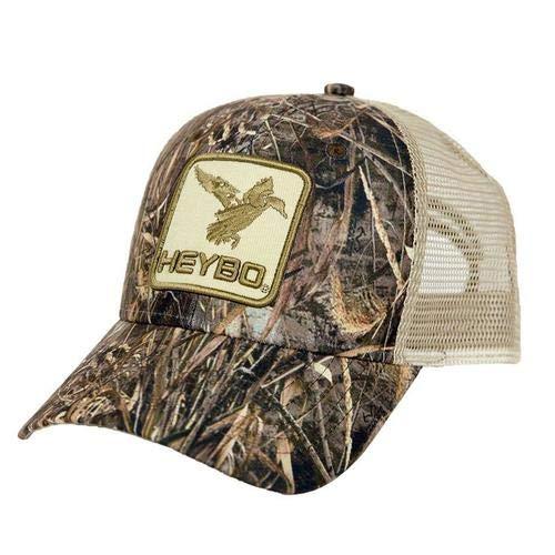 Heybo Original Duck Max 5 Mesh Back Hat by Heybo