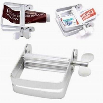 L-DiscountStore Tubo de Aluminio Pasta de Dientes Exprimidor ...