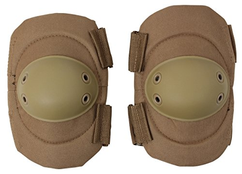 Rothco Multi-Purpose Swat Elbow Pads, Coyote Brown