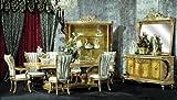George Versailles classic traditional Furniture Dining Room Set AF112