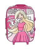 Barbie Trolley Bag - Pink