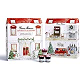 Bonne Maman 2020 LIMITED EDITION Advent Calendar, with 24 mini fruit spreads and honey