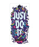 Mobilefreak back Cover for Micromax Unite 4 plus