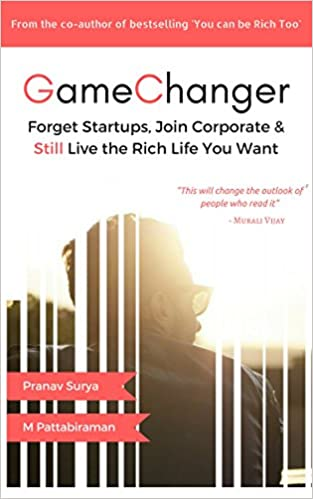 Buy gamechanger forget start ups join corporate and still live the buy gamechanger forget start ups join corporate and still live the rich life you want book online at low prices in india gamechanger forget start ups fandeluxe Images