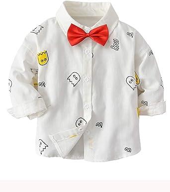 Suncaya Conjunto para Bebé Niños Camisa de Lindo Estampado + ...