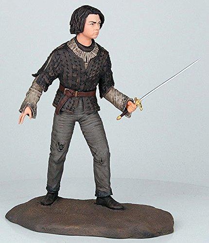 "Game of Thrones Statue Arya Stark (Maisie Williams) (0""x7"")"