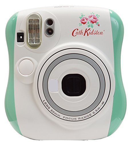Fujifilm Instax Mini 25 Instant Film Camera (Mint) by Fujifilm