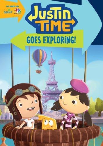 DVD : Justin Time: Season 1 Volume 2 (DVD)