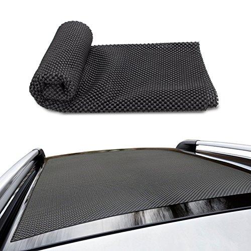 Tapis multifonctionnel Siivton, en caoutchouc antidérapant, pour toit de voiture 91,4x 99,1cm