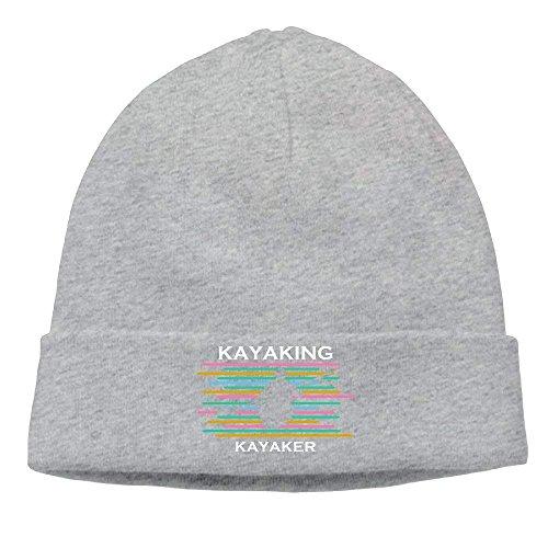 Skull Hat Cap Women Knit Kayaker Adults Kayaking Hhaj Ash Beanie Beanie Men Retro g8fnwz