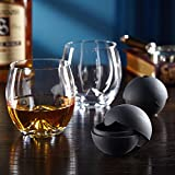 Roller Rock Glasses, Set of 2 (Engravable) (Customizable Product)