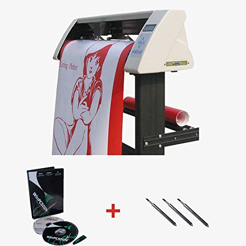 """Price comparison product image HOT! 24"""" Redsail Vinyl Sign Cutter with Contour Cut Function"""