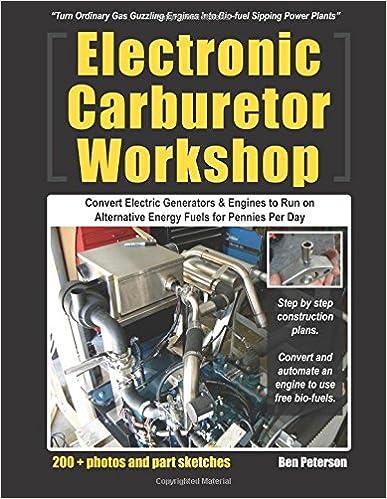 Electronic Carburetor Workshop: Convert Electric Generators