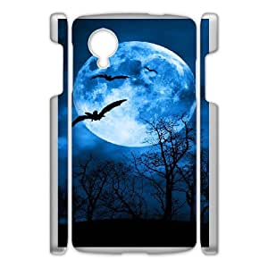 Custom Moonlight Case Cover , Creative Designed For Google Nexus 5
