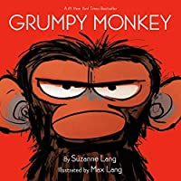 Deals on Grumpy Monkey Hardcover Picture Book