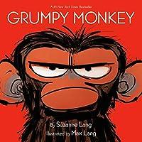 Grumpy Monkey Hardcover Picture Book Deals
